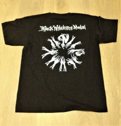 ZMROK - Black Witching Metal - XL Майка Black Metal