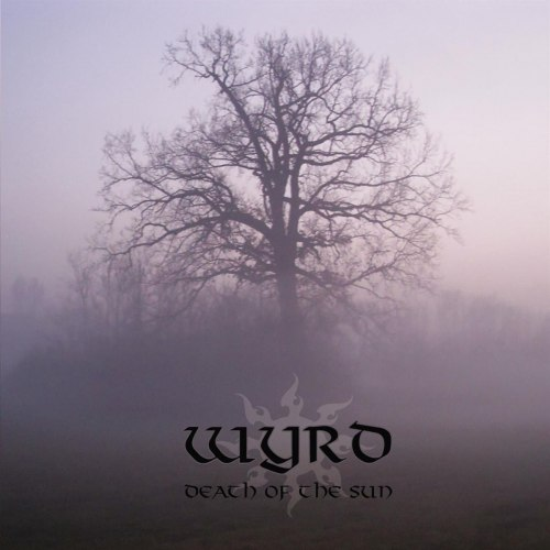 WYRD - Death of the Sun CD Folk Metal
