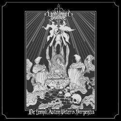 UNHUMAN DISEASE - De Templi Autem Veteris Serpentis CD Black Metal