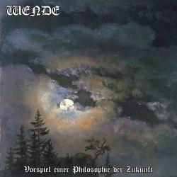 WENDE - Vorspiel einer Philosophie der Zukunft CD Atmospheric Metal