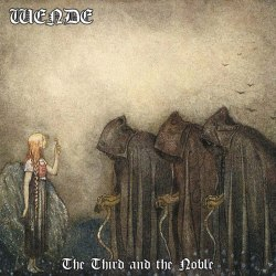 WENDE - The Third and the Noble CD Atmospheric Metal