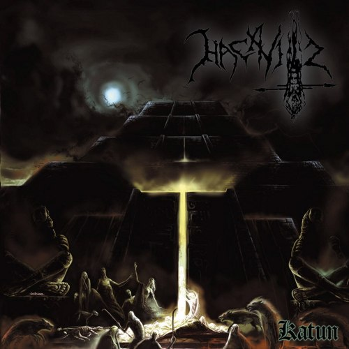 HACAVITZ - Katun CD Black Death Metal