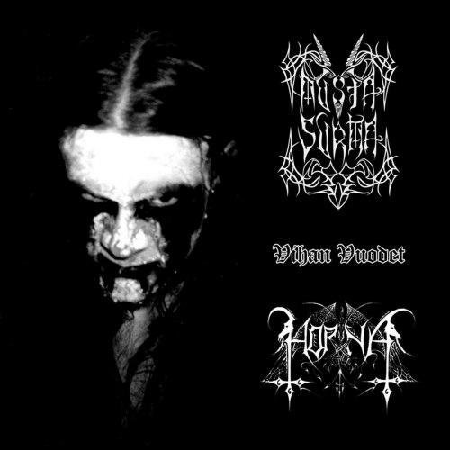 HORNA / MUSTA SURMA - Viha Vuode CD Black Metal