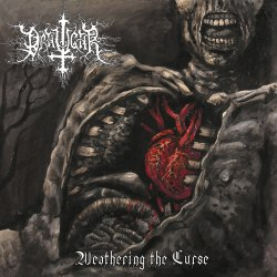 DRAUGAR - Weathering the Curse CD Blackened Metal