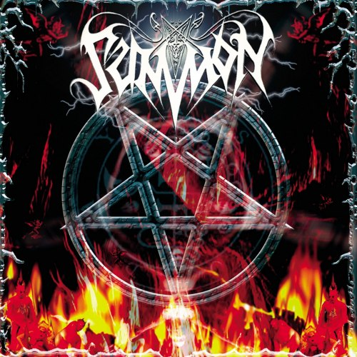 SUMMON - And The Blood Runs Black CD Death Metal