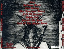 HELLFIRE - Goat Revenge MCD Black Death Metal