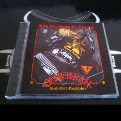 V/A - Bang Your Heads For Gehennah – Blood Metal Gangfighters CD Thrash Metal
