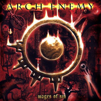 ARCH ENEMY - Wages of Sin CD MDM