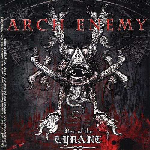 ARCH ENEMY - Rise Of The Tyrant CD MDM