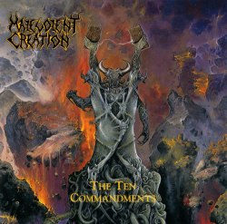MALEVOLENT CREATION - The Ten Commandments LP Death Metal