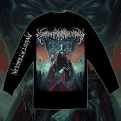 EXIMPERITUSERQETHHZEBIBSIPTUGAKKATHSULWELIARZAXULUM - Longsleeve - L Кофта Technical Brutal Death Metal