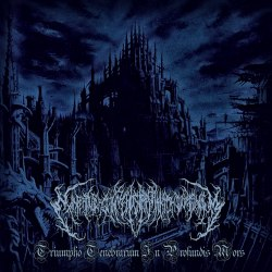 EXIMPERITUSERQETHHZEBIBSIPTUGAKKATHSULWELIARZAXULUM - Triumpho Tenebrarum In Profundis Mors Digi-CDr Technical Brutal Death Metal