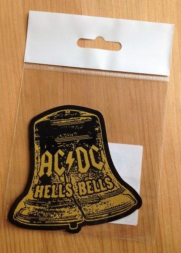 AC/DC - Hells Bells Нашивка Rock'n'Roll