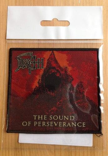 DEATH - The Sound of Perseverance Нашивка Progressive Death Metal