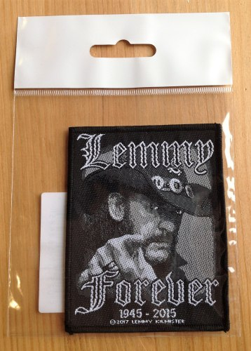 MOTORHEAD - Lemmy Forever Нашивка Rock'n'Roll