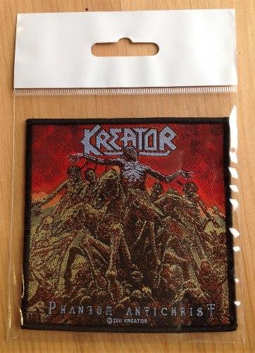 KREATOR - Phantom Antichrist Нашивка Thrash Metal