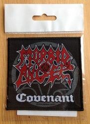 MORBID ANGEL - Covenant Нашивка Death Metal