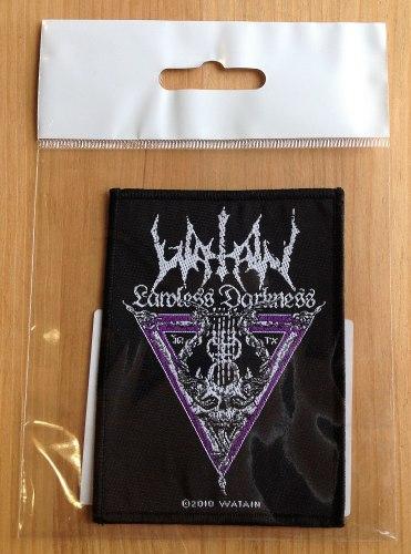 WATAIN - Lawless Darkness Нашивка Black Metal