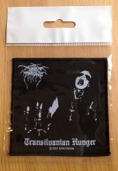 DARKTHRONE - Transilvanian Hunger Нашивка Black Metal