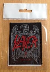 SLAYER - Eagle Нашивка Thrash Metal