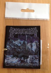 DISSECTION - Storm of the Light's Bane Нашивка Black Metal