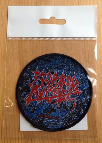 MORBID ANGEL - Logo Нашивка Death Metal