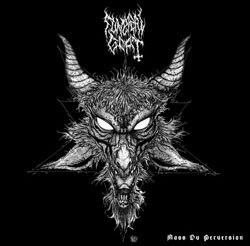 FUNERAL GOAT - Mass Ov Perversion CD Black Metal
