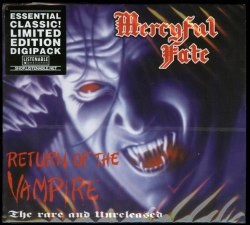 MERCYFUL FATE - Return Of The Vampire Digi-CD Heavy Metal