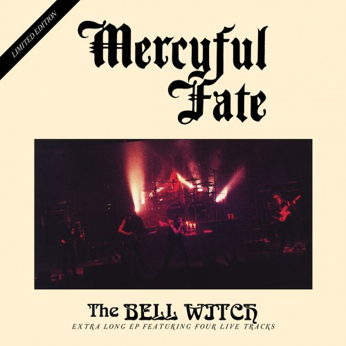 MERCYFUL FATE - The Bell Witch MCD Heavy Metal