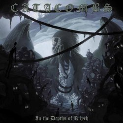 CATACOMBS - In the Depths of R'lyeh Picture DLP Funeral Death Doom Metal