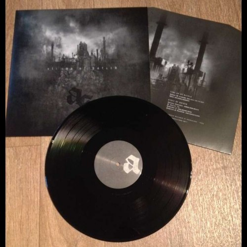 AD HOMINEM - Climax of Hatred LP Industrial Black Metal