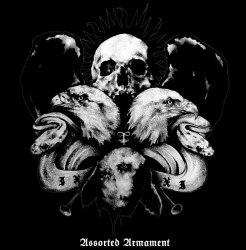 IXXI - Assorted Armament Gatefold LP Black Metal