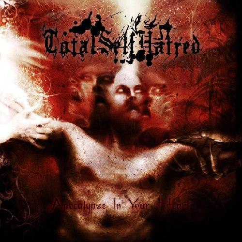 TOTALSELFHATRED - Apocalypse in Your Heart Gatefold LP Depressive Metal