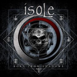 ISOLE - Born from Shadows CD Doom Metal