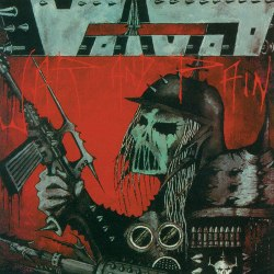 VOIVOD - War and Pain CD Progressive Thrash Metal