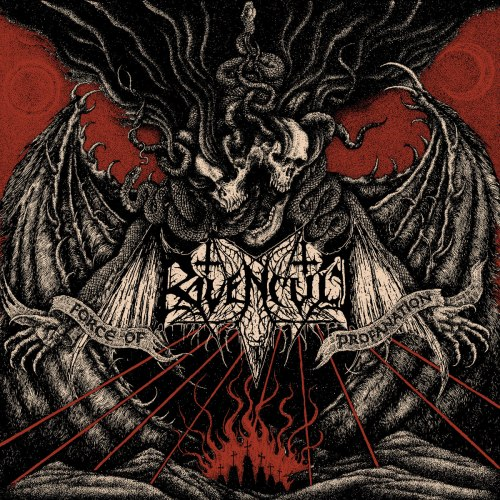 RAVENCULT - Force Of Profanation CD Black Metal