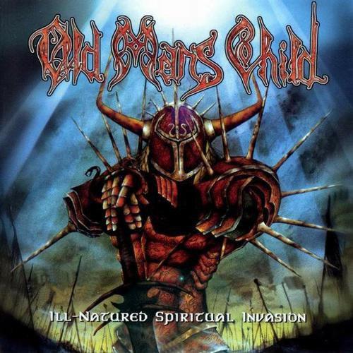 OLD MAN'S CHILD - Ill-Natured Spiritual Invasion CD Symphonic Metal