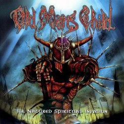 OLD MAN'S CHILD - Ill-Natured Spiritual Invasion CD Symphonic Metal