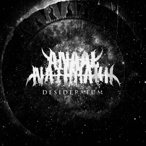 ANAAL NATHRAKH - Desideratum CD Blackened Metal