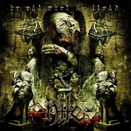 NILE - At The Gate Of Sethu CD Brutal Technical Ethnic Death Metal