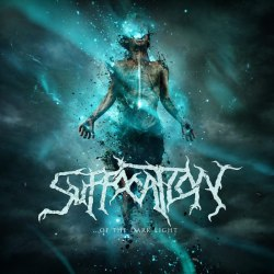 SUFFOCATION - ...of the dark light CD Brutal Technical Death Metal