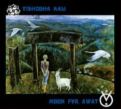 MOON FAR AWAY / VISHUDHA KALI - Воротца Digi-CD Neofolk