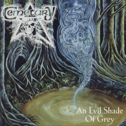 CEMETARY - An Evil Shade Of Grey CD Death Metal