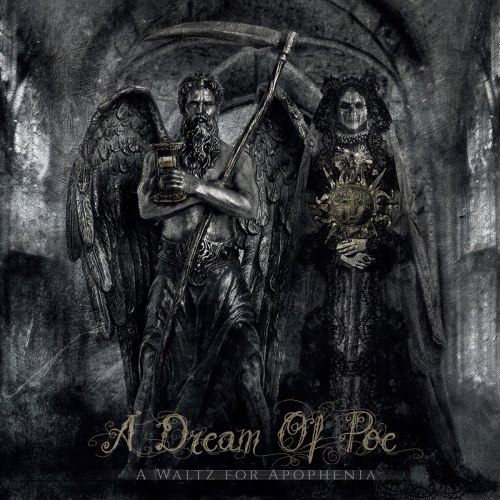 A DREAM OF POE - A Waltz For Apophenia CD Doom Metal