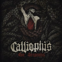 CALLIOPHIS - Cor Serpentis CD Doom Death Metal