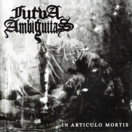 FURVA AMBIGUITAS - In articulo mortis CD Black Doom Metal