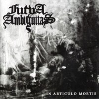 FURVA AMBIGUITAS - In articulo mortis CD Black/Doom Metal