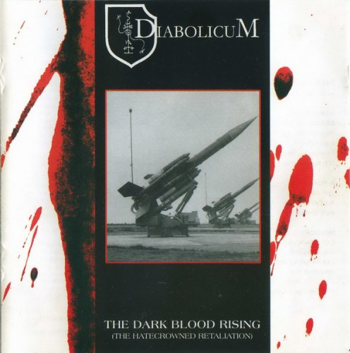 DIABOLICUM - The Dark Blood Rising (The Hatecrowned Retaliation) CD Industrial Black Metal