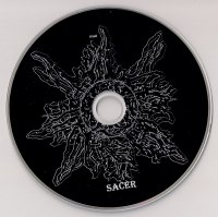 FURVA AMBIGUITAS - Sacer CD Black Doom Metal