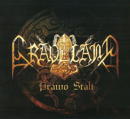 GRAVELAND - Prawo Stali Digi-CD Pagan Metal